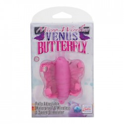 Mini vibratore indossabili MICRO WIRELESS VENUS BUTTERFLY PINK