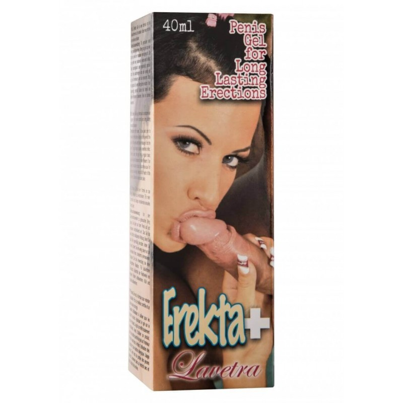 Erekta Plus Lavetra 40ml